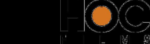 Ad Hoc Films                                                              Logo