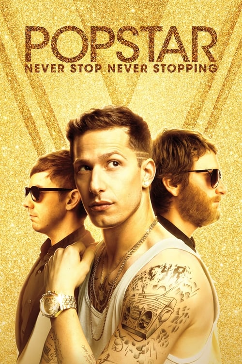 Popstar: Never Stop Never Stopping on lookmovie
