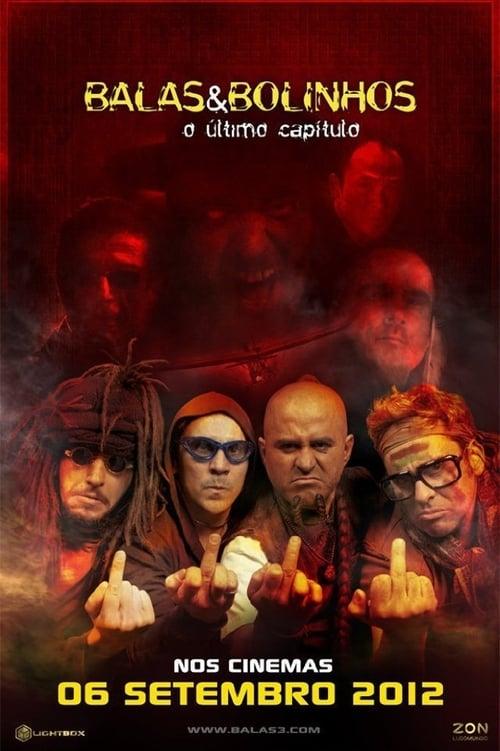 Largescale poster for Balas & Bolinhos: O Último Capítulo