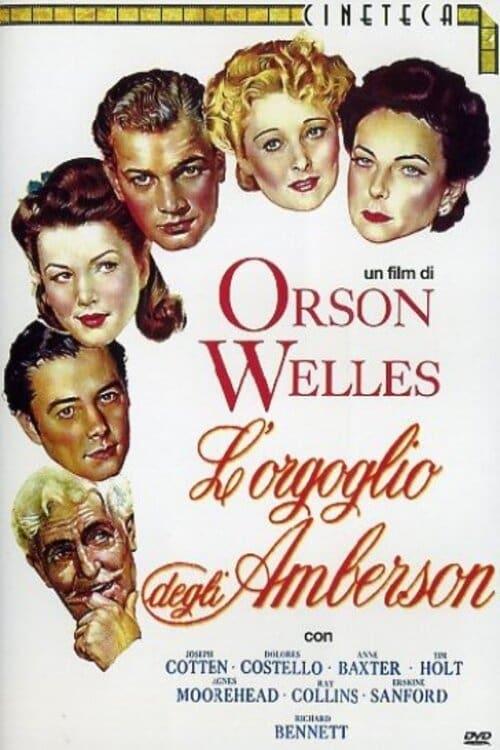 L'Orgoglio Degli Amberson (1942)