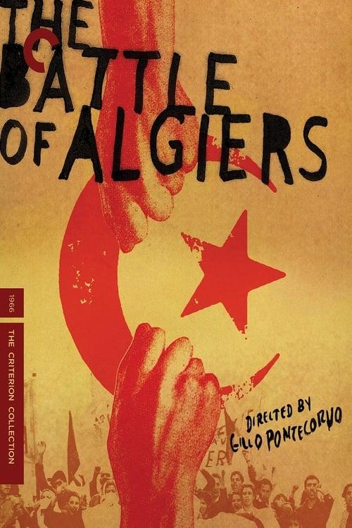La battaglia di Algeri Movie Poster