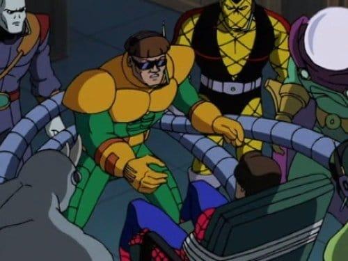 Spider-Man: Season 2 – Episod Neogenic Nightmare: Battle of the Insidious Six