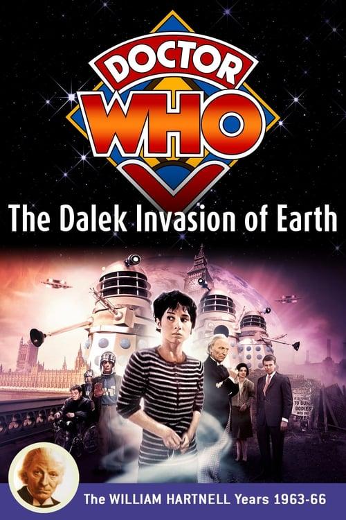 شاهد الفيلم Doctor Who: The Dalek Invasion of Earth باللغة العربية على الإنترنت