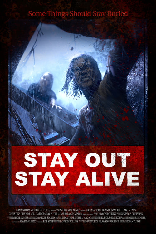 Download Stay Out Stay Alive (2019) Full Movie