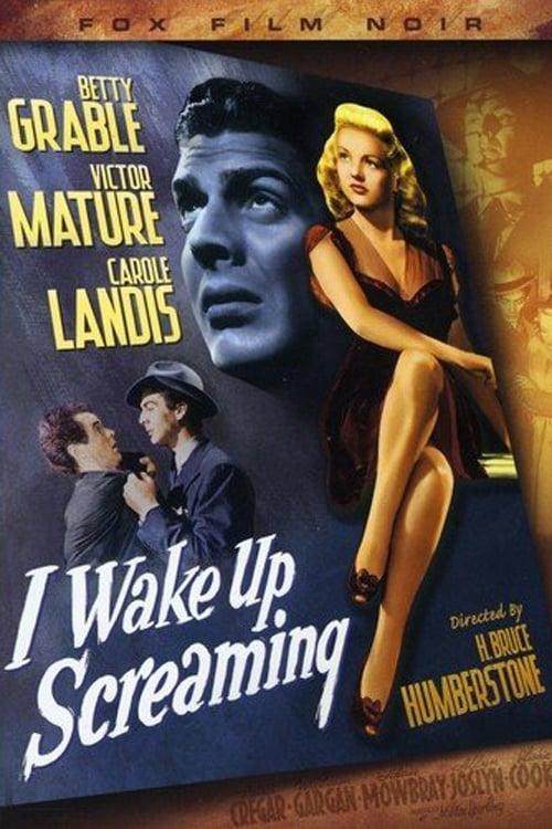 I Wake Up Screaming Poster