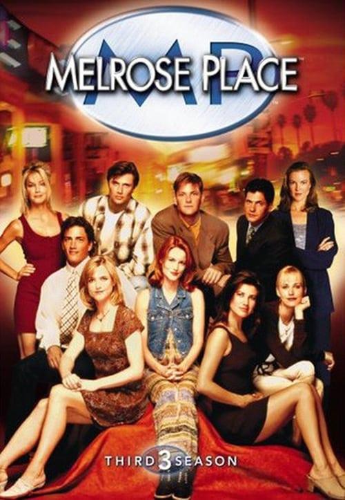 Melrose Place Season 3