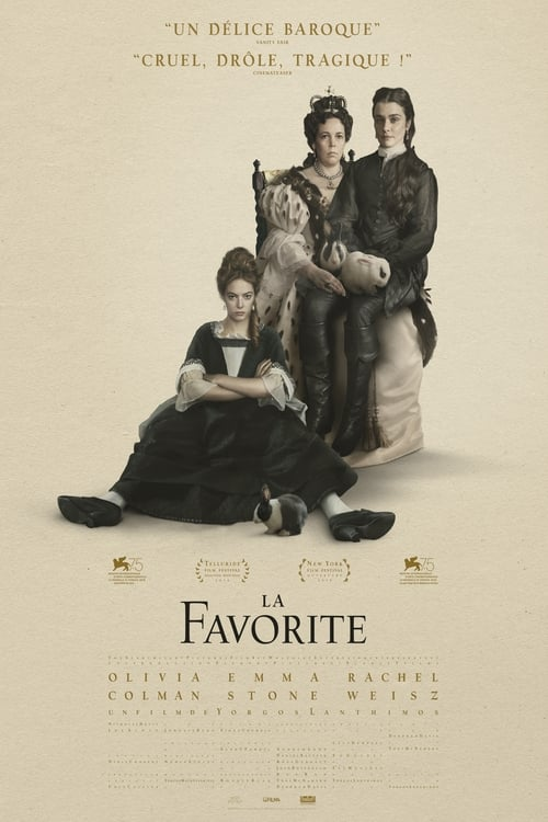 Regardez ۩۩ La Favorite Film en Streaming HD