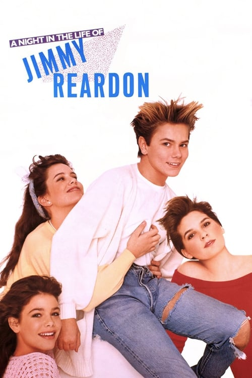 A Night in the Life of Jimmy Reardon (1988) Poster