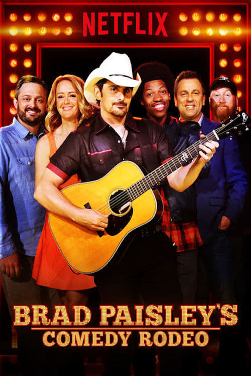 Poster von Brad Paisley's Comedy Rodeo