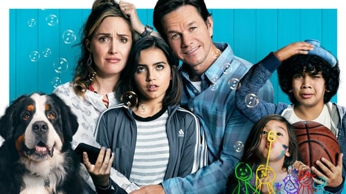 Instant Family - Just add chaos laughter awkwardness mistakes love - Azwaad Movie Database