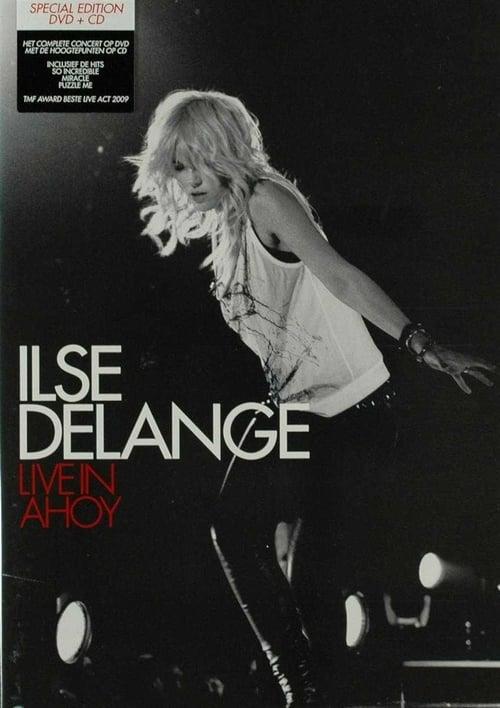 Ilse DeLange: Live In Ahoy poster