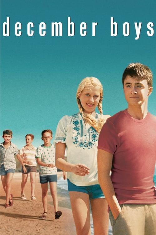 December Boys (2007) Poster