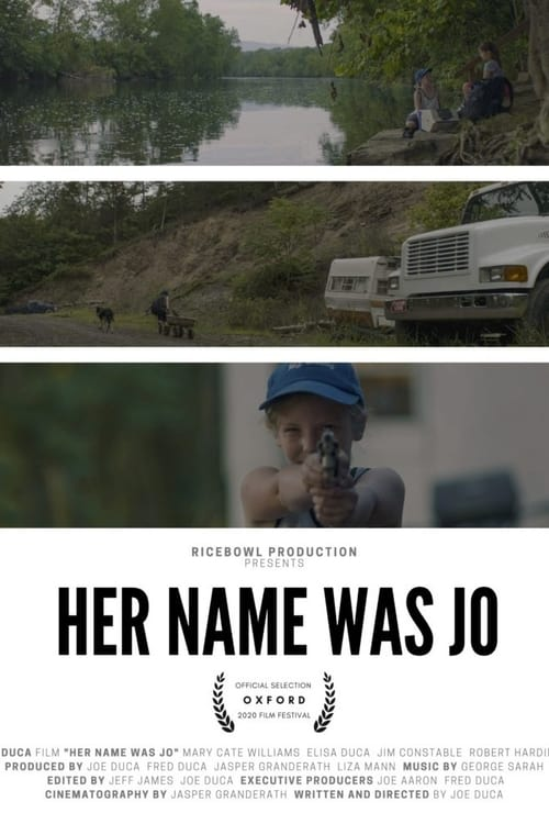 Her Name Was Jo Poster