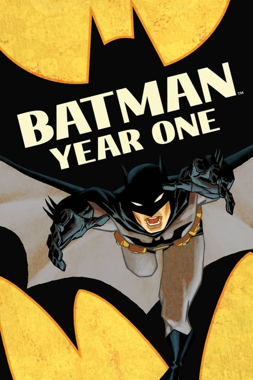 Largescale poster for Batman: Year One