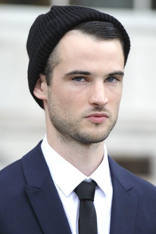 Kép: Tom Sturridge színész profilképe