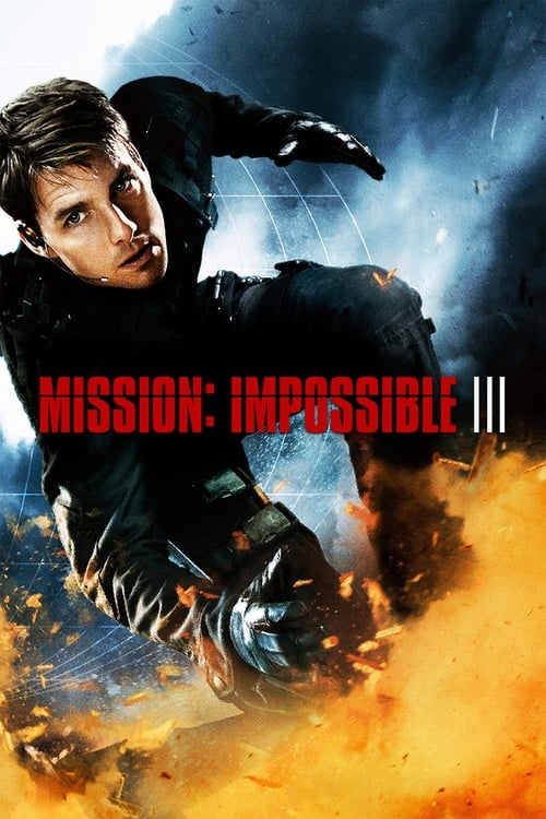Largescale poster for Mission: Impossible III