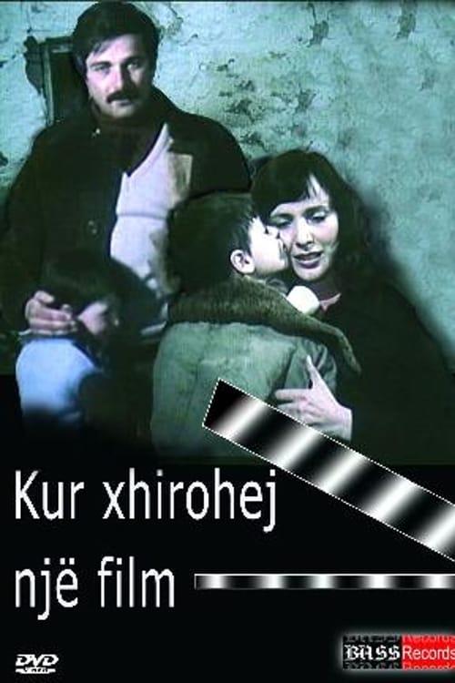 When a film was being shot