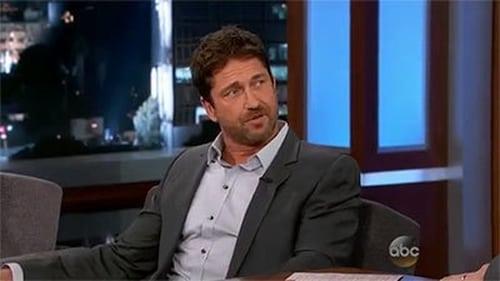 Jimmy Kimmel Live 2014 Streaming: Season 12 – Episode Gerard Butler, Meagan Goode, Matisyahu