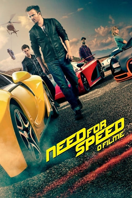 Imagens Need for Speed - O Filme