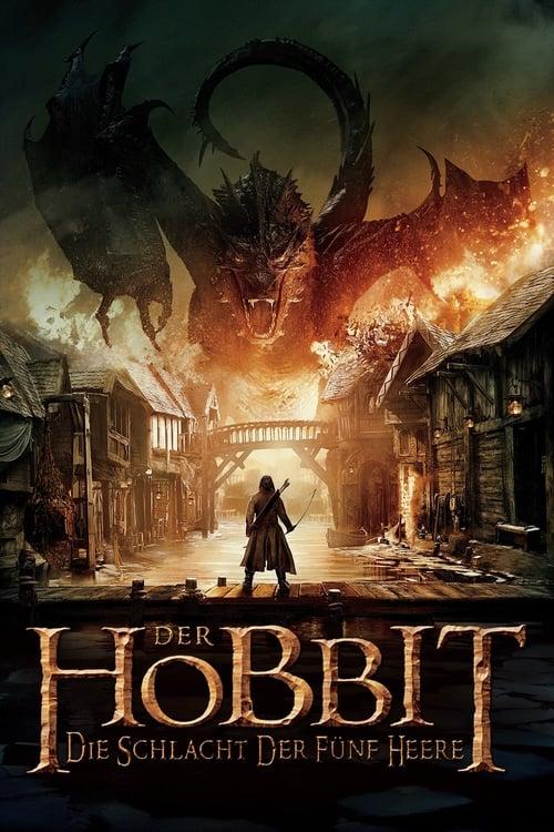 Der Hobbit Und Die Schlacht Der Fünf Heere