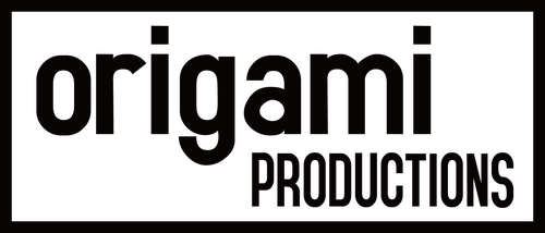 origami PRODUCTIONS                                                              Logo