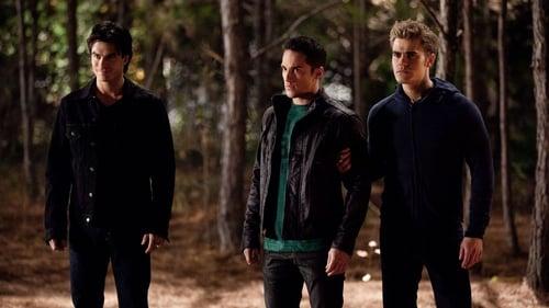 Poster della serie The Vampire Diaries