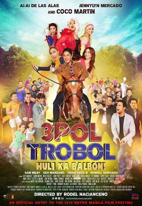 Película 3pol Trobol Huli Ka Balbon En Español En Línea