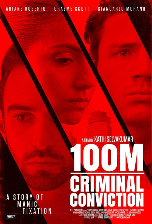 100m Criminal Conviction Poster