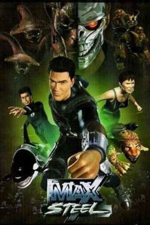Max Steel: Endangered Species (2004)