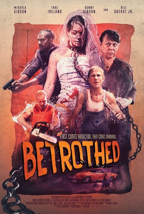 The poster of Betrothed