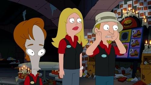 American Dad! - Season 17 - Episode 9: 7