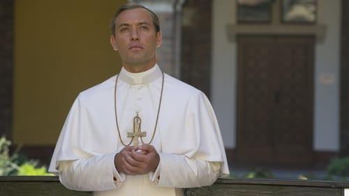 Poster della serie The Young Pope