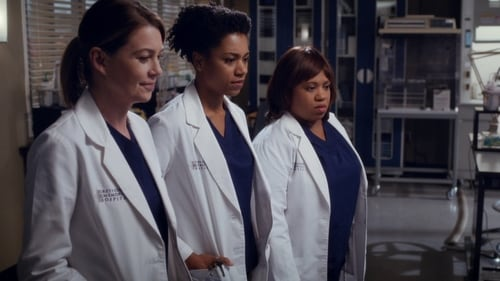 Grey's Anatomy - Season 11 - Episode 10: The Bed's Too Big Without You