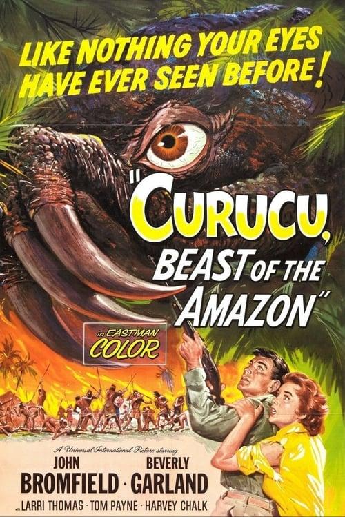 Mira Curucu, Beast of the Amazon En Buena Calidad Hd 1080p