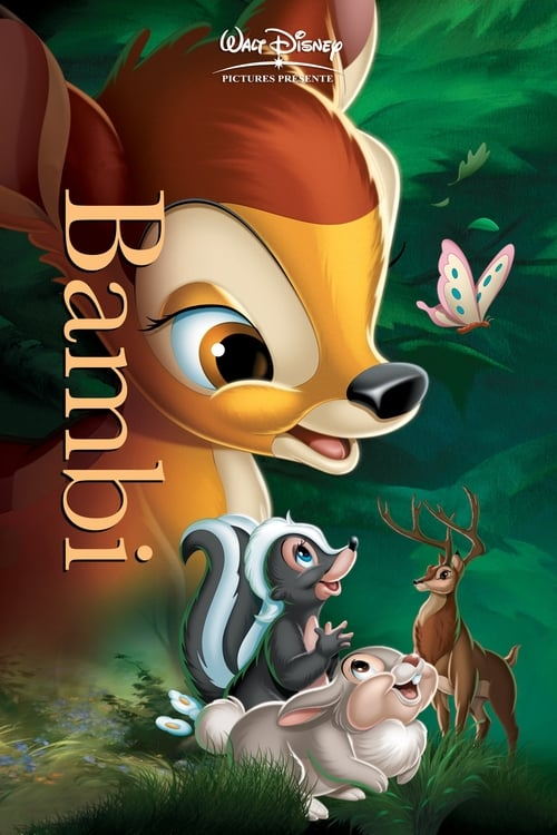 [FR] Bambi (1942) streaming Amazon Prime Video