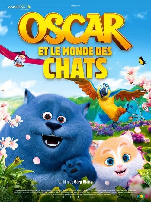 [1080p] Oscar et le monde des chats (2018) streaming