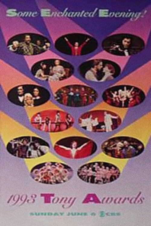 Tony Awards: The 47th Annual Tony Awards