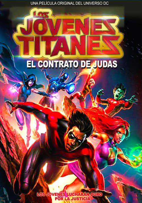 Ver Jóvenes titanes: el contrato de Judas Duplicado Completo