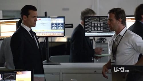 Suits - Season 1 - Episode 6: Tricks of the Trade