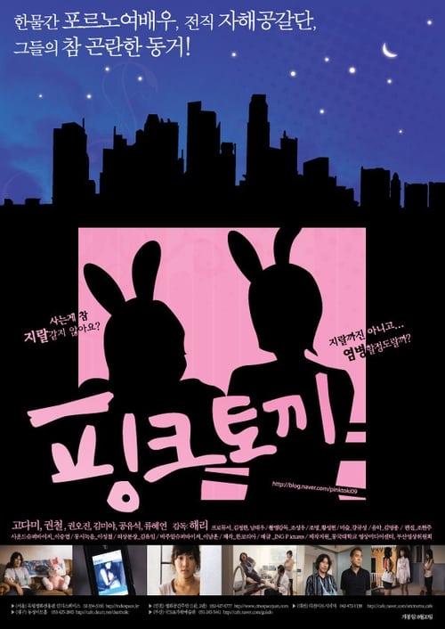 핑크 토끼 poster