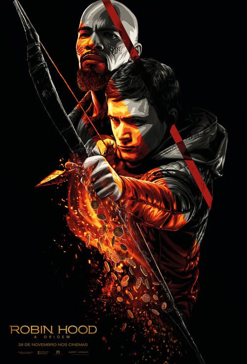 Assistir Robin Hood: A Origem 2018 - HD 1080p Dublado Online Grátis HD