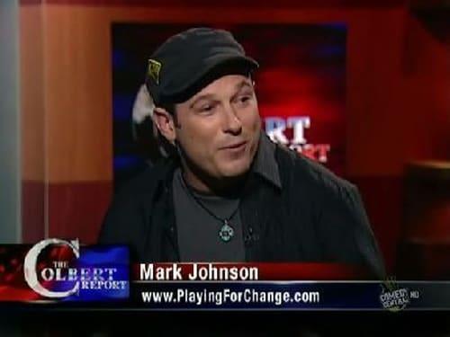 The Colbert Report: Season 5 – Episod Mark Johnson