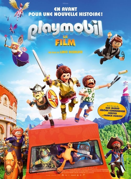 Regardez Playmobil, le Film Film en Streaming VF