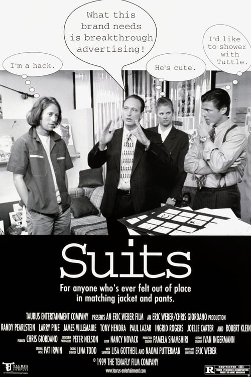 Largescale poster for Suits