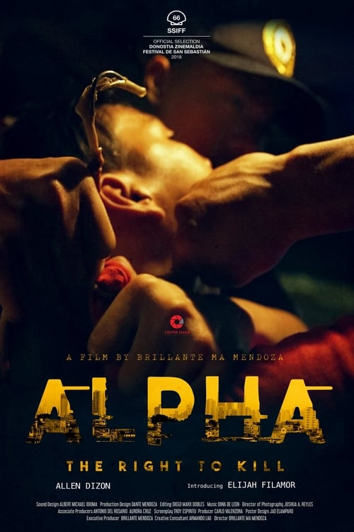 Película Alpha: The Right to Kill Completamente Gratis