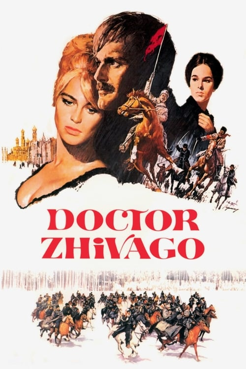 Streaming Doctor Zhivago (1965) Best Quality Movie