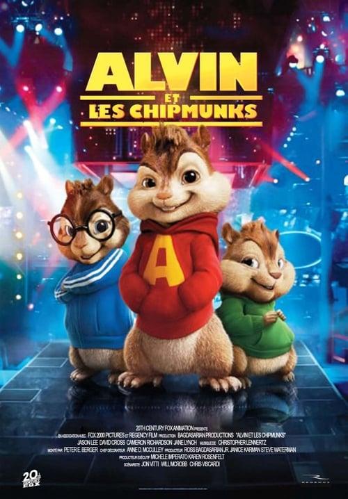 ★ Alvin et les Chipmunks (2007) streaming Netflix FR