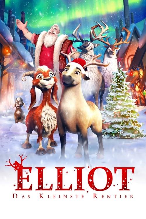 Elliot - Das kleinste Rentier - Poster