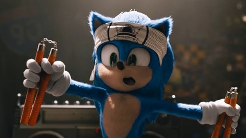 Sonic the Hedgehog (2020) Subtitle Indonesia