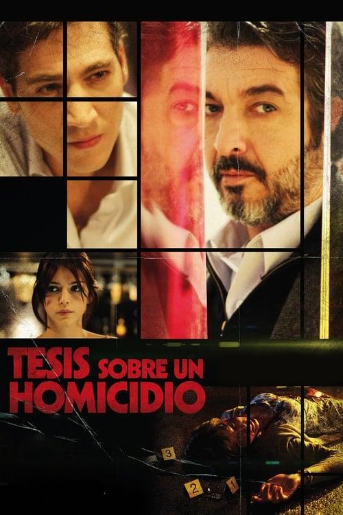 Imagen Tesis sobre un homicidio